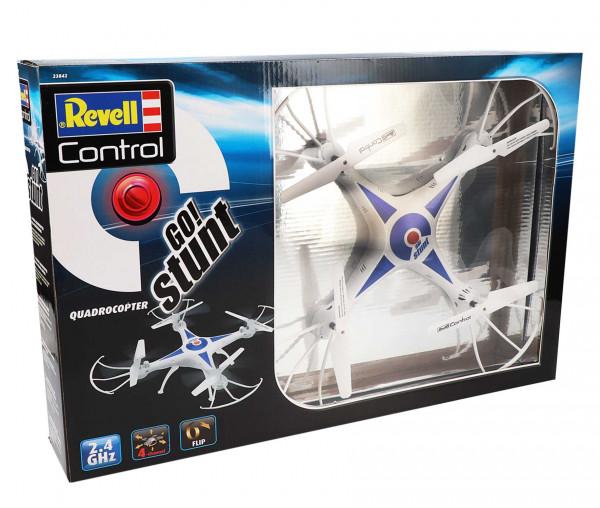 Revell Quadrocopter Go Stunt Drohne