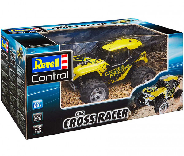 Revell Control Buggy Cross Racer