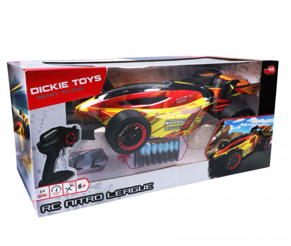 Dickie Toys RC Nitro League