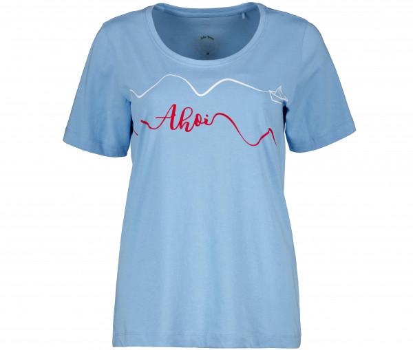 Julia Brown Damen T-Shirt Ahoi