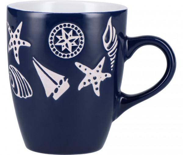 Tony Brown Kaffeebecher Seestern