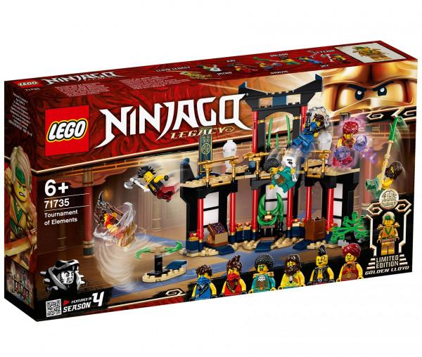 71735 LEGO® NINJAGO® Turnier der Elemente