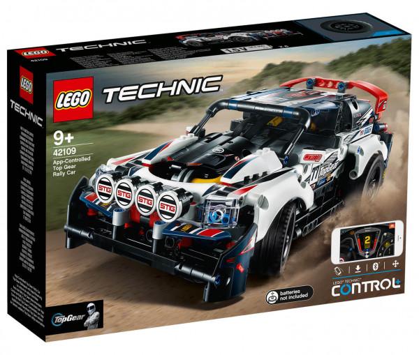 42109 LEGO® Technic Top-Gear Ralleyauto mit App-Steuerung