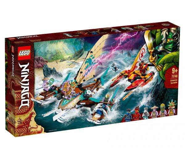 71748 LEGO® NINJAGO® Duell der Katamarane
