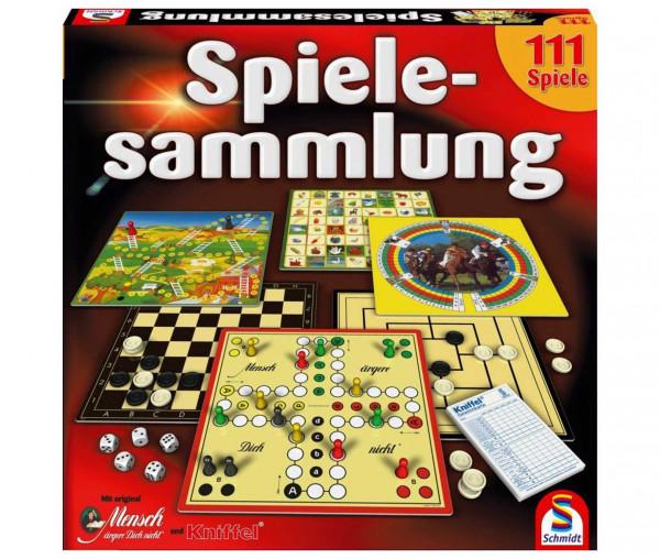 Schmidt Spiele 111 Spielesammlung