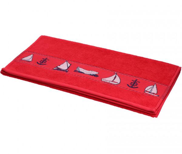 Tony Brown Handtücher Segelboot