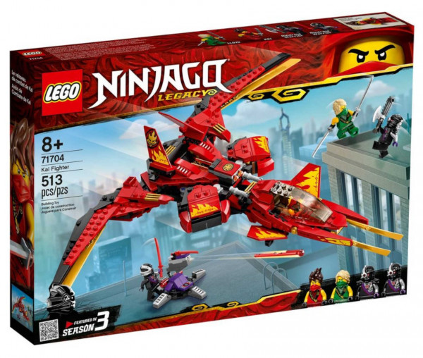 71704 LEGO® NINJAGO® Kais Super-Jet