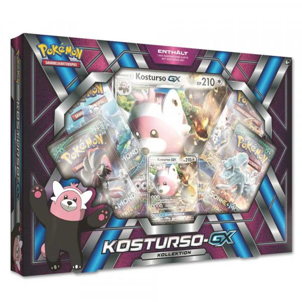 Pokémon - PKM Kosturso-GX Kollektion