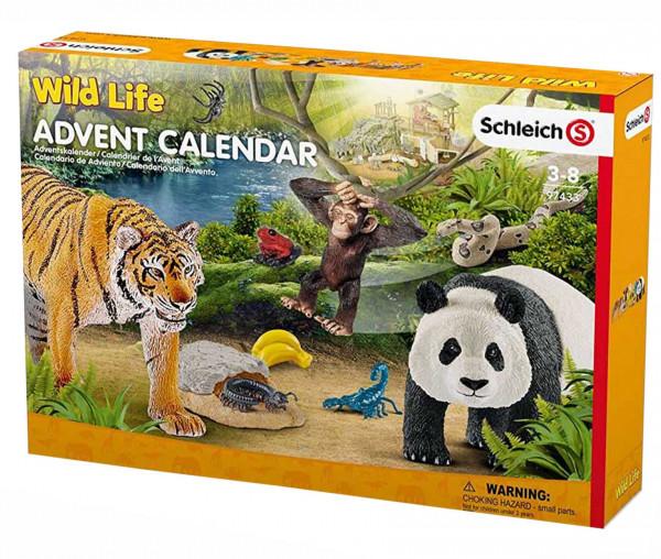 Schleich 97433 Adventskalender Wild Life