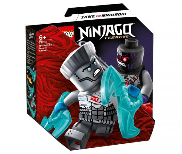 71731 LEGO® NINJAGO® Battle Set: Zane vs. Nindroid