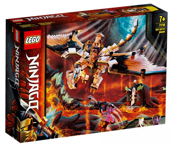 71718 LEGO® NINJAGO® Wus gefährlicher Drache