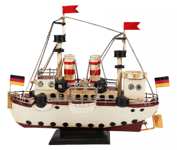 Tony Brown Metallschiff