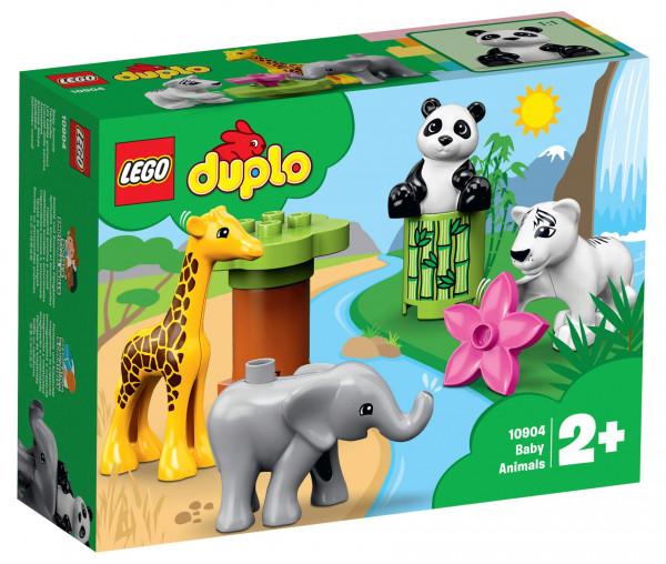10904 LEGO® DUPLO® Süße Tierkinder