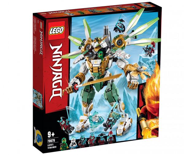 70676 LEGO® NINJAGO® Lloyds Titan-Mech