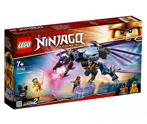 71742 LEGO® NINJAGO® Der Drache des Overlord