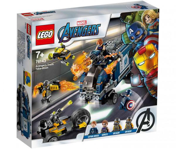 76143 LEGO® Marvel Super Heroes Avengers Truck-Festnahme