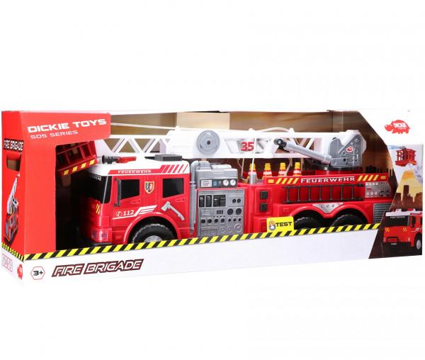 Dickie Toys Feuerwehr mit Licht & Sound