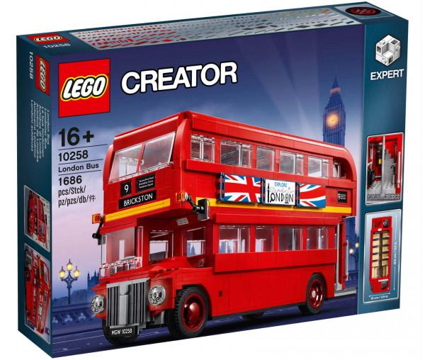10258 LEGO® Creator Expert Londoner Bus