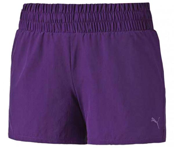 PUMA Damen Shorts Woven 3