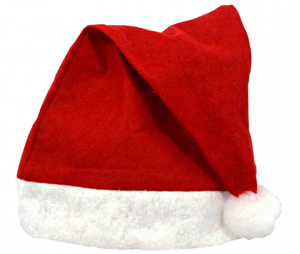 Idena Weihnachtsmütze Filz