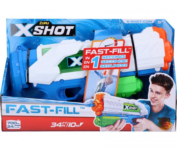 Zuru X-SHOT Wasserpistole Fast-Fill 700 ml