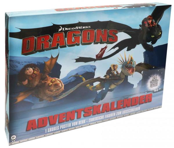 DreamWorks Dragons Adventskalender