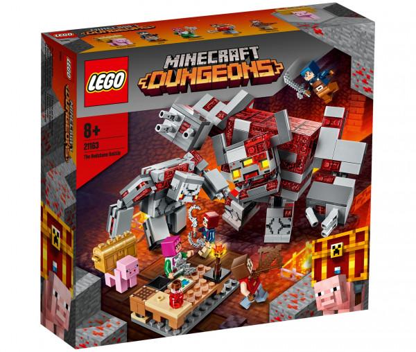 21163 LEGO® Minecraft™ Das Redstone-Kräftemessen