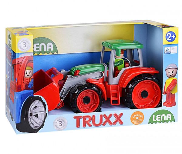 Lena Truxx Sandkasten Traktor