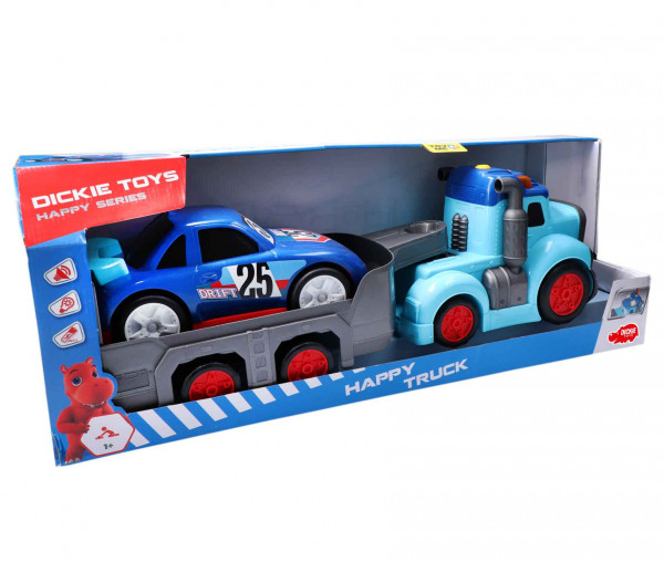 Dickie Toys Happy Truck Abschleppwagen