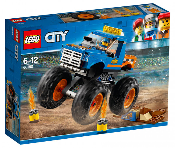 60180 LEGO® City Monster-Truck