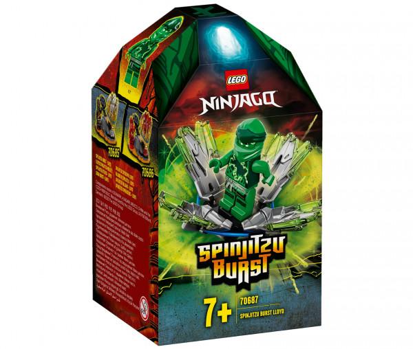 70687 LEGO® NINJAGO® Lloyds Spinjitzu-Kreisel
