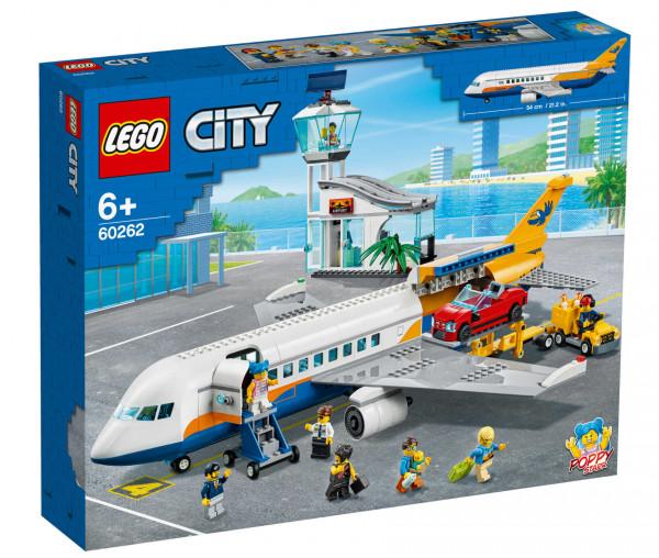60262 LEGO® City Passagierflugzeug