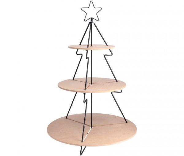 Etagere Weihnachtsbaum