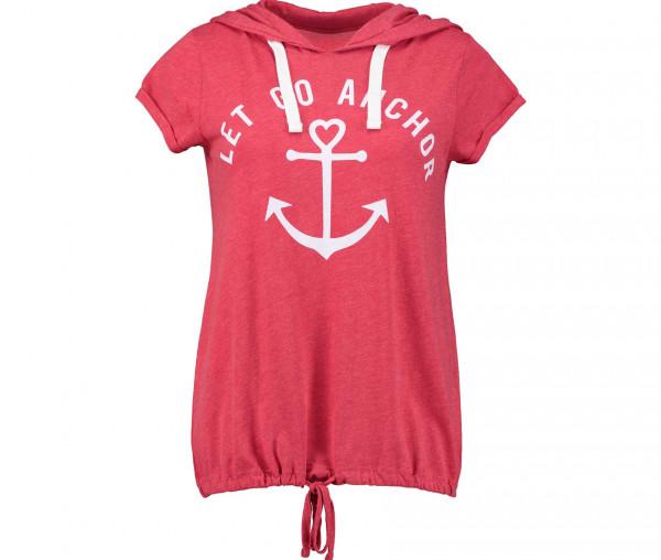Sublevel Damen T-Shirt Anker
