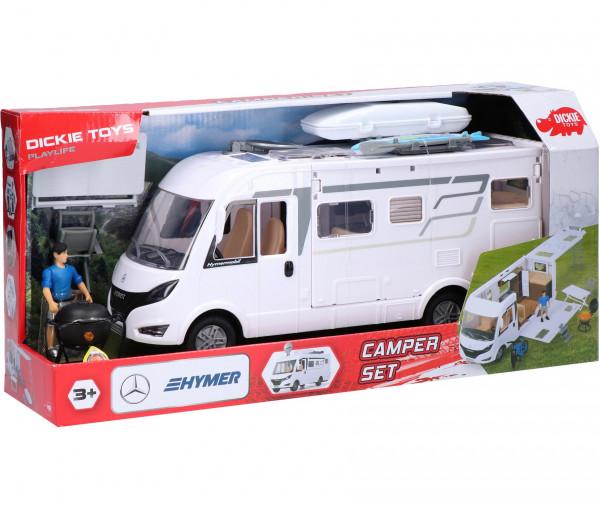 Dickie Toys Playlife HYMER Camper Set