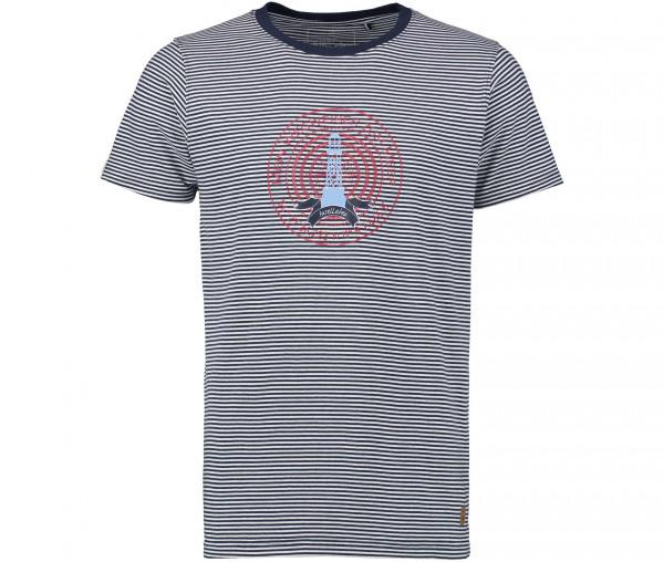 InselLeben Herren T-Shirt Leucht-Fred