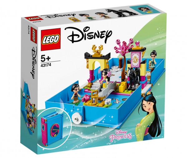 43174 LEGO® Disney™ Mulans Märchenbuch