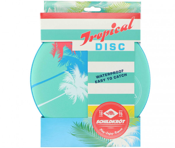 Schildkröt Frisbee Tropical Disc