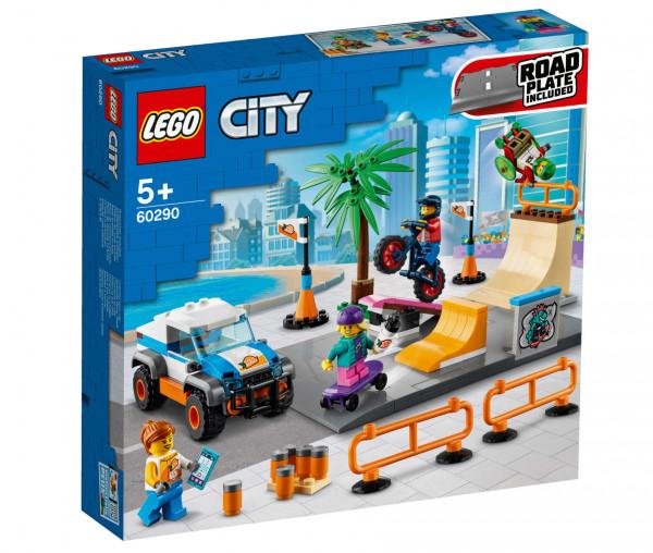 60290 LEGO® City Skate Park