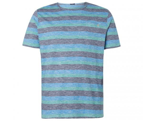 Tom Tailor Herren T-Shirt gestreift