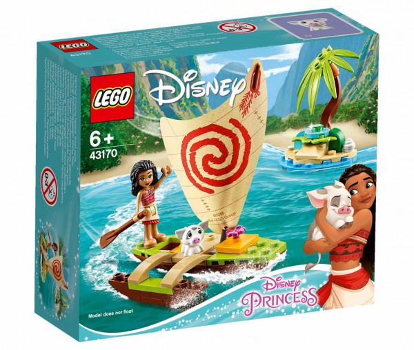 43170 LEGO® Disney™ Vaianas Boot