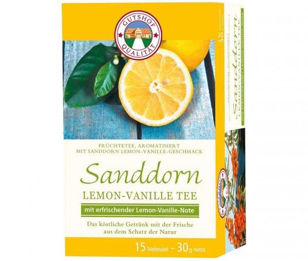 Avita Sanddorn Lemon-Vanille Tee (Aufgussbeutel)