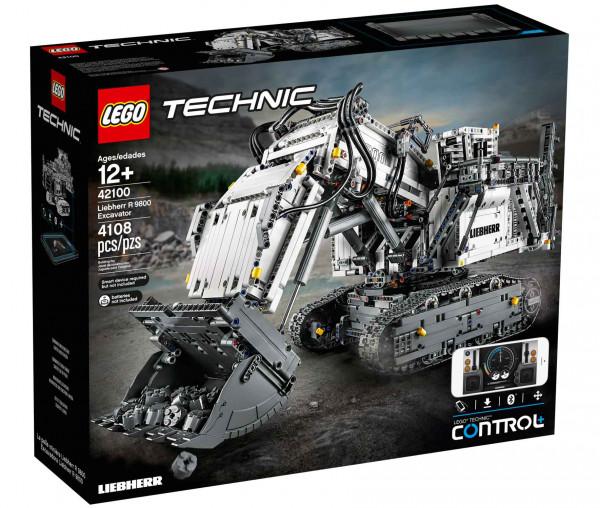 42100 LEGO® Technic Liebherr Bagger R 9800