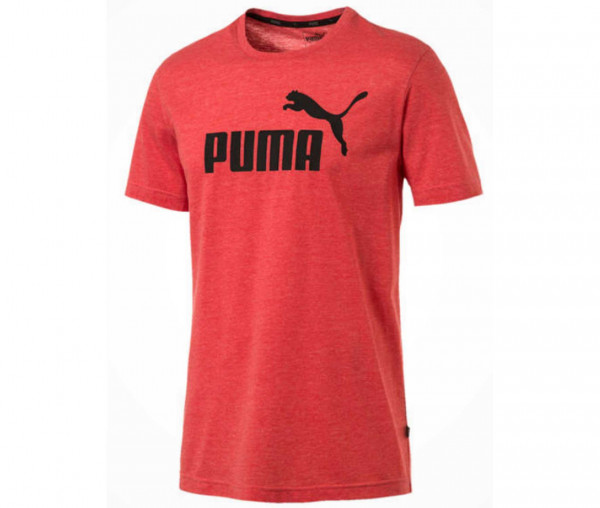 Puma Herren T-Shirt Ess + Heather Tee