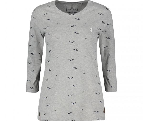 InselLeben Damen T-Shirt Tanja 3/4 Arm