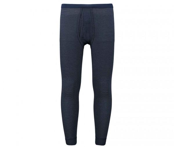 ESGE Herren Unterhose lang blau