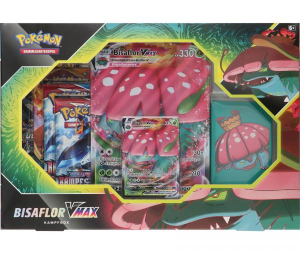 Pokémon Bisaflor-VMAX Battle Box