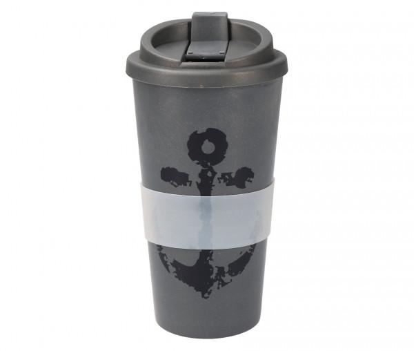 InselLeben Coffee to go Becher ANKER