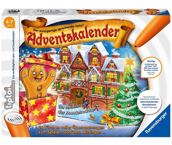 Ravensburger Adventskalender tiptoi