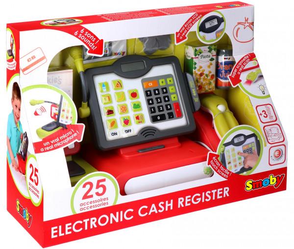 Simba Supermarktkasse mit Touchscreen